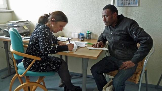 Flüchtlinge Flüchtlinge in Bayern