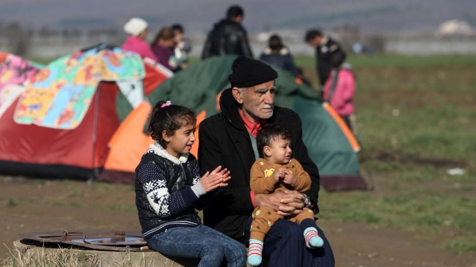 EU-Flüchtlingspolitik Flüchtlingskrise