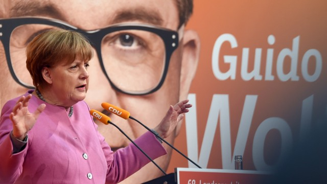 Parteitag der CDU Baden-Württemberg