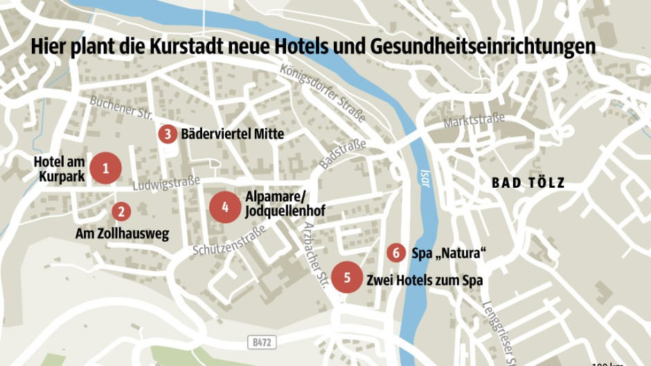 Bad Tölz Neue Hotels