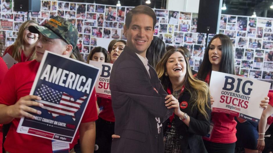 US-Wahl US-Vorwahl
