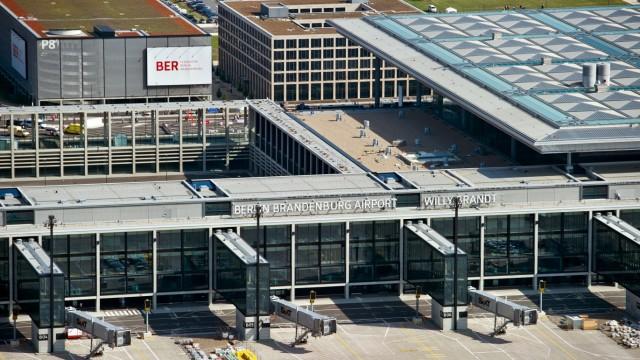 Flughafen Berlin Brandenburg Willy Brandt