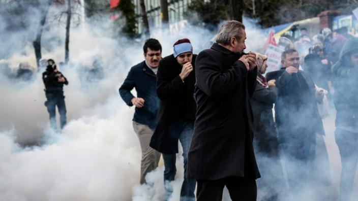 Türkei Zaman Istanbul