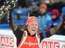 Biathlon World Championships - Sprint