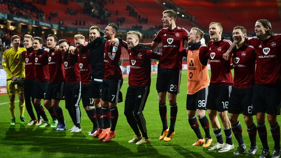 1. FC Nuernberg v 1. FC Kaiserslautern - 2. Bundesliga