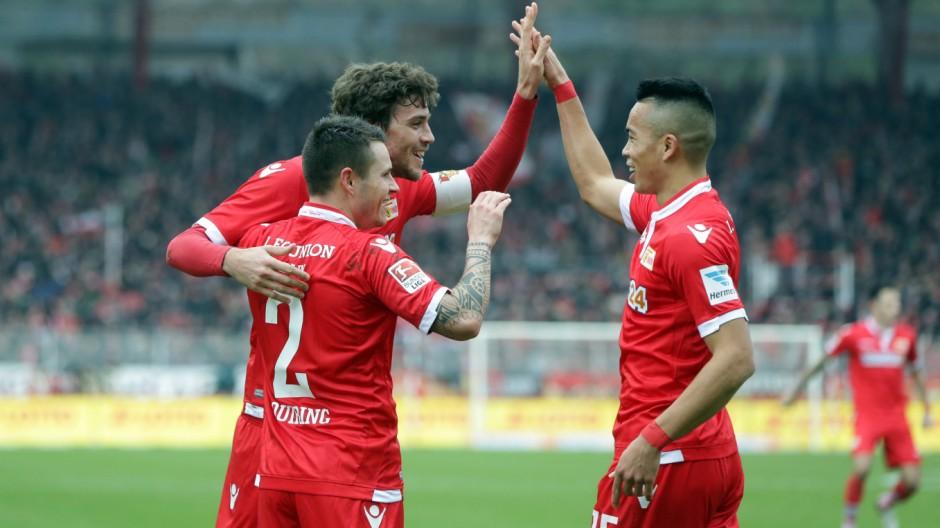 1. FC Union Berlin - FSV Frankfurt