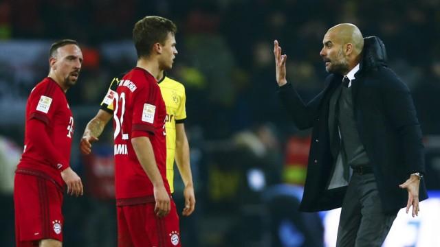 Borussia Dortmund v Bayern Munich - German Bundesliga