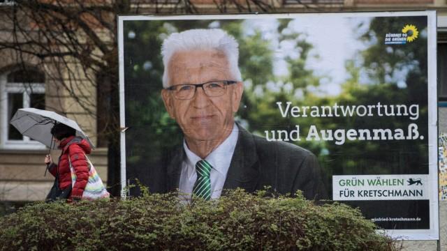 Wahlkampf Baden-Württemberg