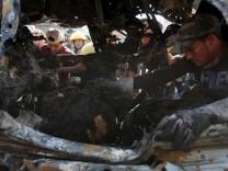 IS-Anschlag in Hilla, Irak