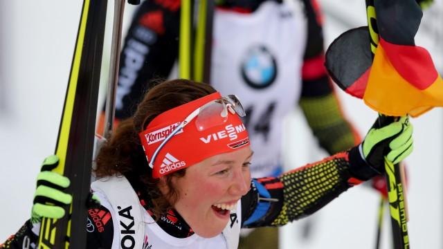 IBU Biathlon World Championships - Day 4