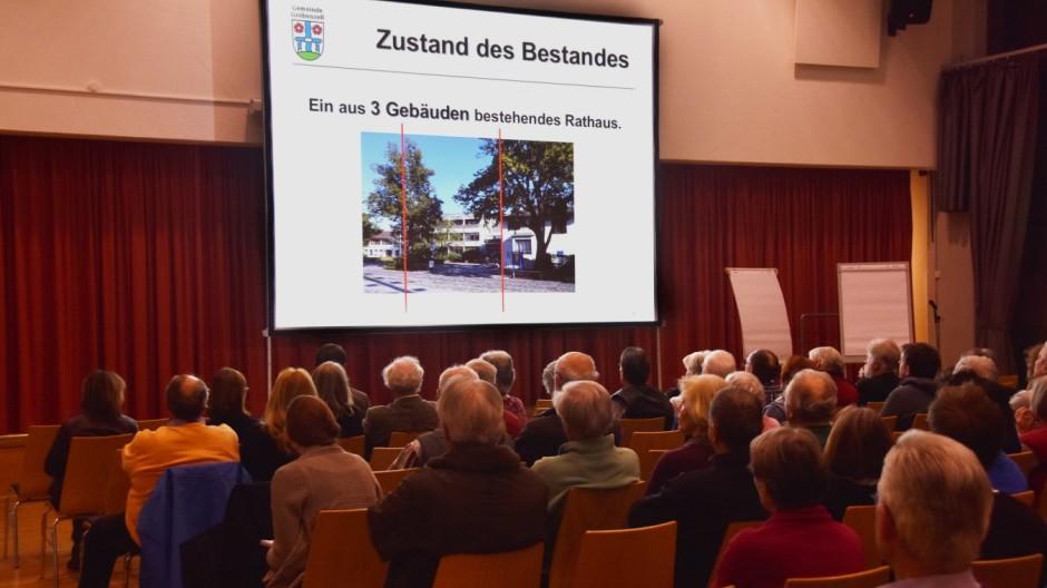 Rathaus-Neubau Gröbenzell