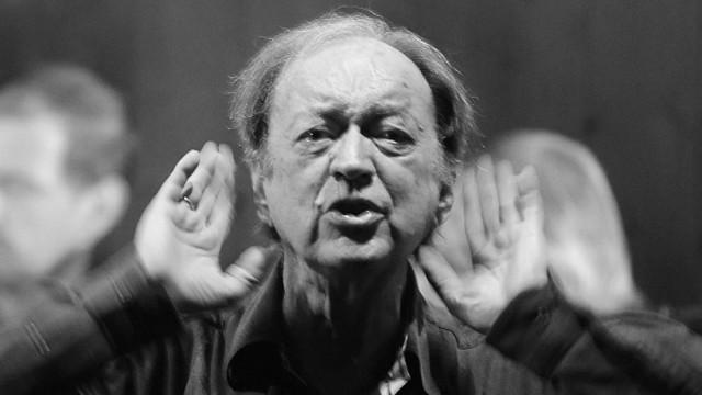 Dirigent Nikolaus Harnoncourt gestorben; Dirigent Nikolaus Harnoncourt gestorben