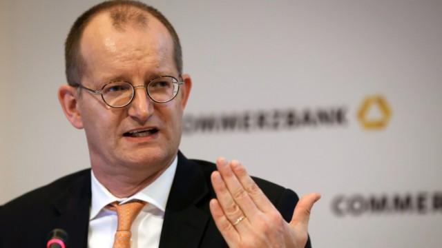 Commerzbank Führungswechsel
