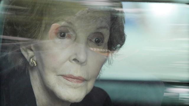 Nancy Reagan dies at the age of 94