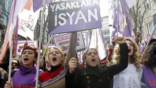 International Women's Day in Turkey