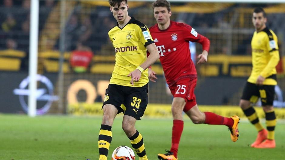 Samstag 05 03 2016 Saison 2015 2016 1 Bundesliga 25 Spieltag im Dortmunder Signal Iduna Park B