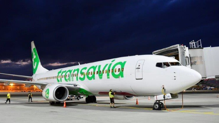 Neue Billig-Airline Transavia ist bereit zum Abflug