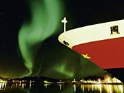 Mit dem Postschiff bis zur Barentssee