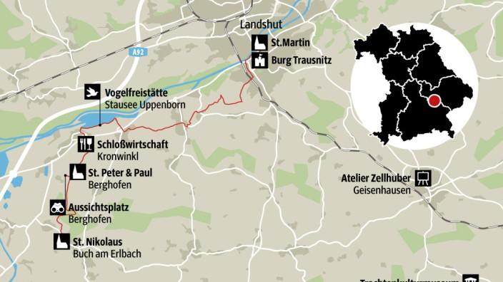 Isarpfad Landshut
