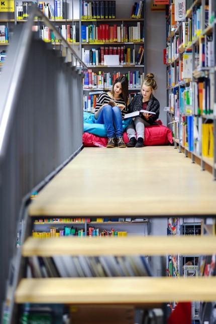 Schulbibliothek ist 'Bibliothek des Jahres'