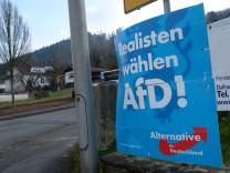 AfD-Erfolg in Bad Karlshafen