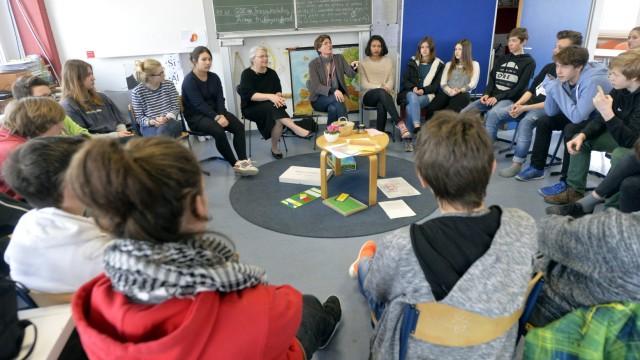 Hohenbrunn Montessorischule Hohenbrunn
