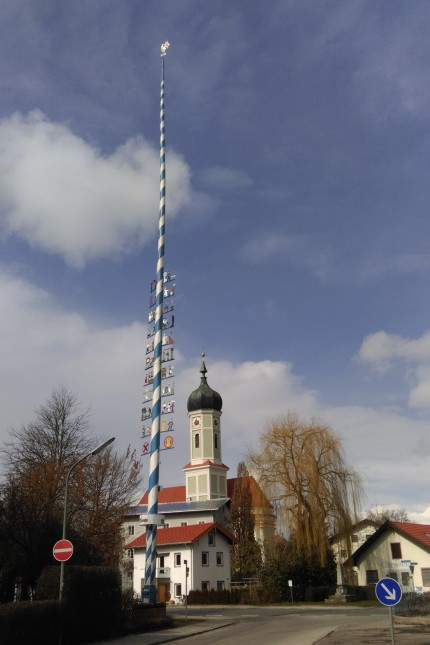 Kirche in Zorneding