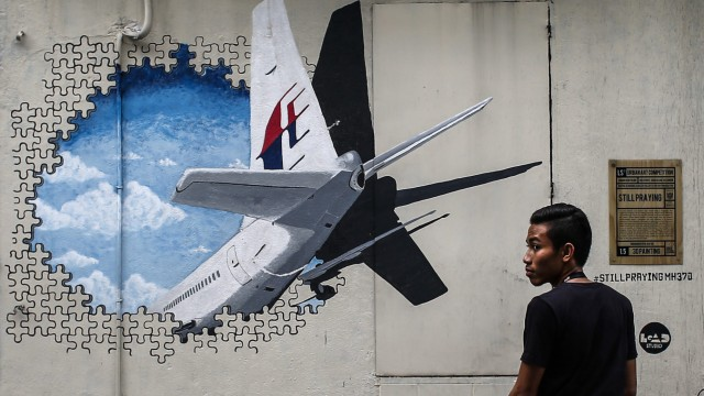 Two year anniversary of Malaysia Airlines flight MH370 disappeara