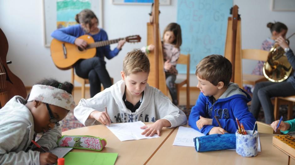 Süddeutsche Zeitung Landkreis München Alternativschulen