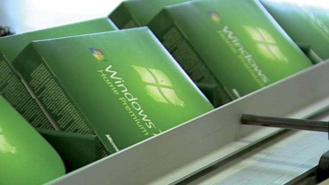 Windows 7 vor der Einführung