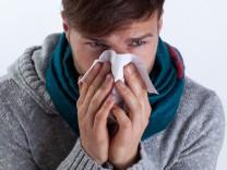 Grippe oder Erkältung - Symptome richtig deuten
