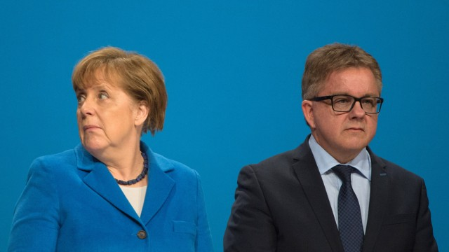 Wahlkampf Baden-Württemberg - CDU