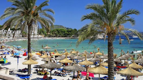 Paguera Mallorca Strand