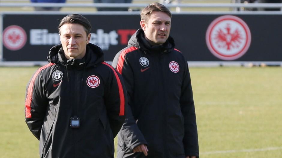 Kovac neuer Trainer von Eintracht Frankfurt