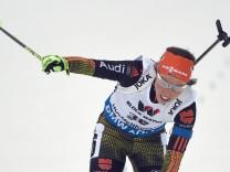 Biathlon World Championships - Individual competition