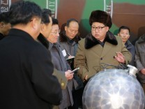 North Korea says it has developed ballistic nuclear warheads