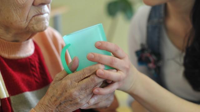 Altenpflegeausbildung