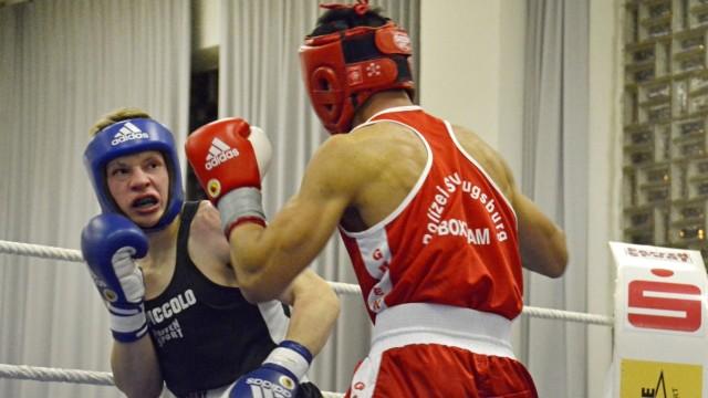 Regionalsport Amateurboxen