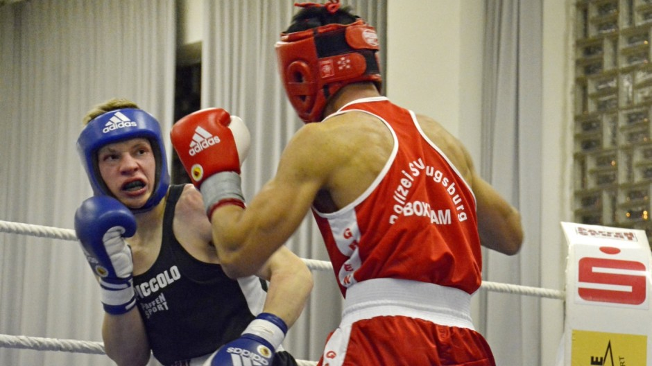 Regionalsport Amateurboxen