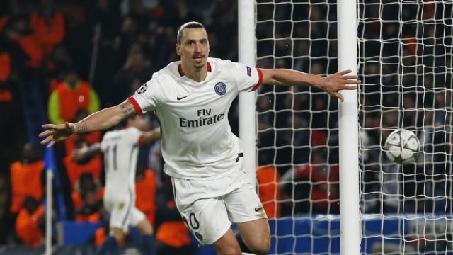 Chelsea v Paris St Germain - UEFA Champions League Round of 16 Second Leg