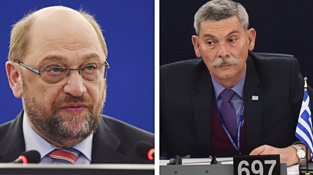 Martin Schulz Straßburg