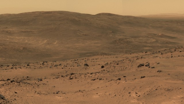 Mars Mission Opportunity