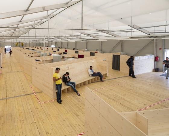 Sofortprogramm Leichtbauhallen, München
