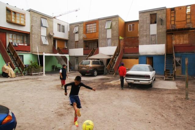 Quinta Monroy, Iquique, 2006