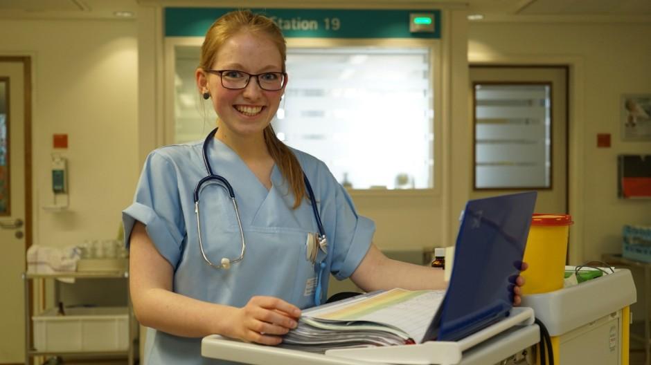 Pflege Gesundheitswesen