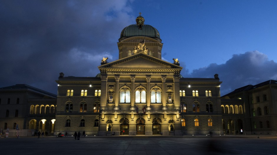 Swiss parliament elections