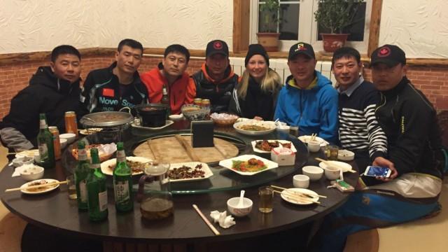 Süddeutsche Zeitung Sport Wintersport in China