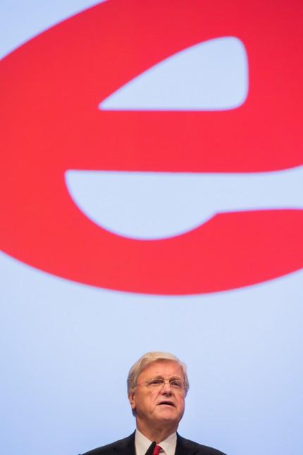Eon - Hauptversammlung -  Werner Wenning