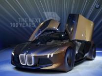 BMW-Studie Vision Next 100 bei der 100-Jahr-Feier in München