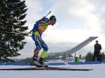 Biathlon World Championships - Individual